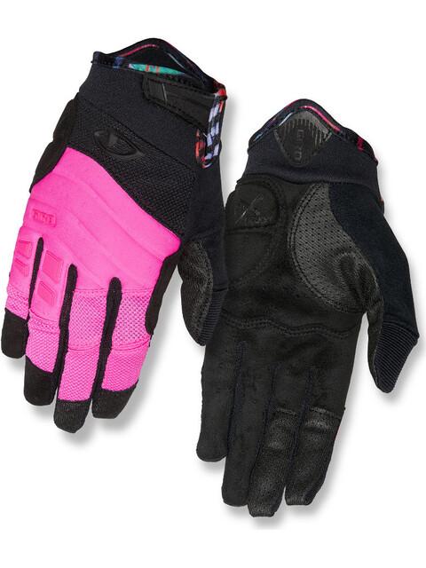 Giro Xena Gloves Women Pink/Black/Tropical